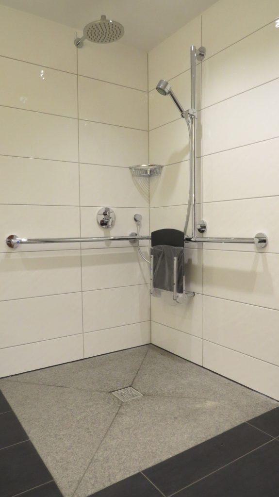 Behindertengerechte Dusche in Düsseldorf